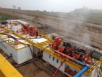 ZJ50 Oil and Gas Drilling Mud System