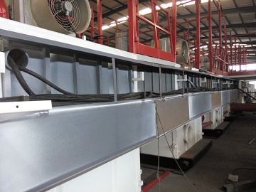 ZJ50 mud system cable tray