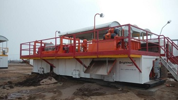 drilling waste treatment