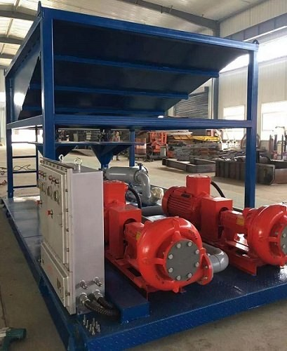 Drilling Mud Mixing Hopper for Australia