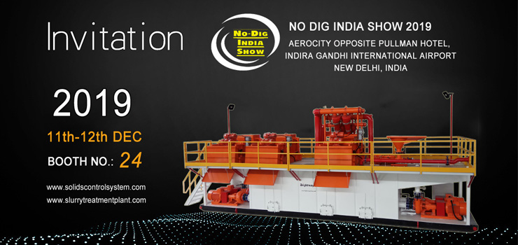 Brightway Inovitation of No Dig India Show 2019